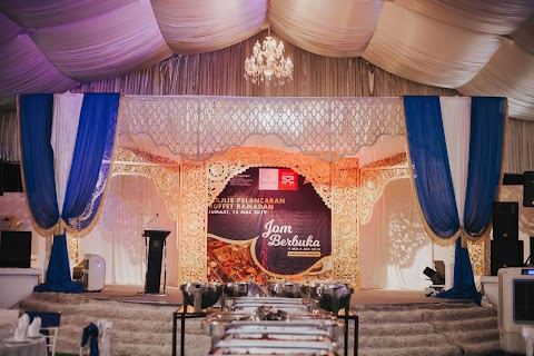 Laman Kayangan Shah Alam menampilkan Buffet Ramadhan Dengan Konsep Citarasa Dua Sempadan