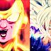 Freeza Vai Doar sua Energia para Goku Alcançar o Instinto Superior Completo !