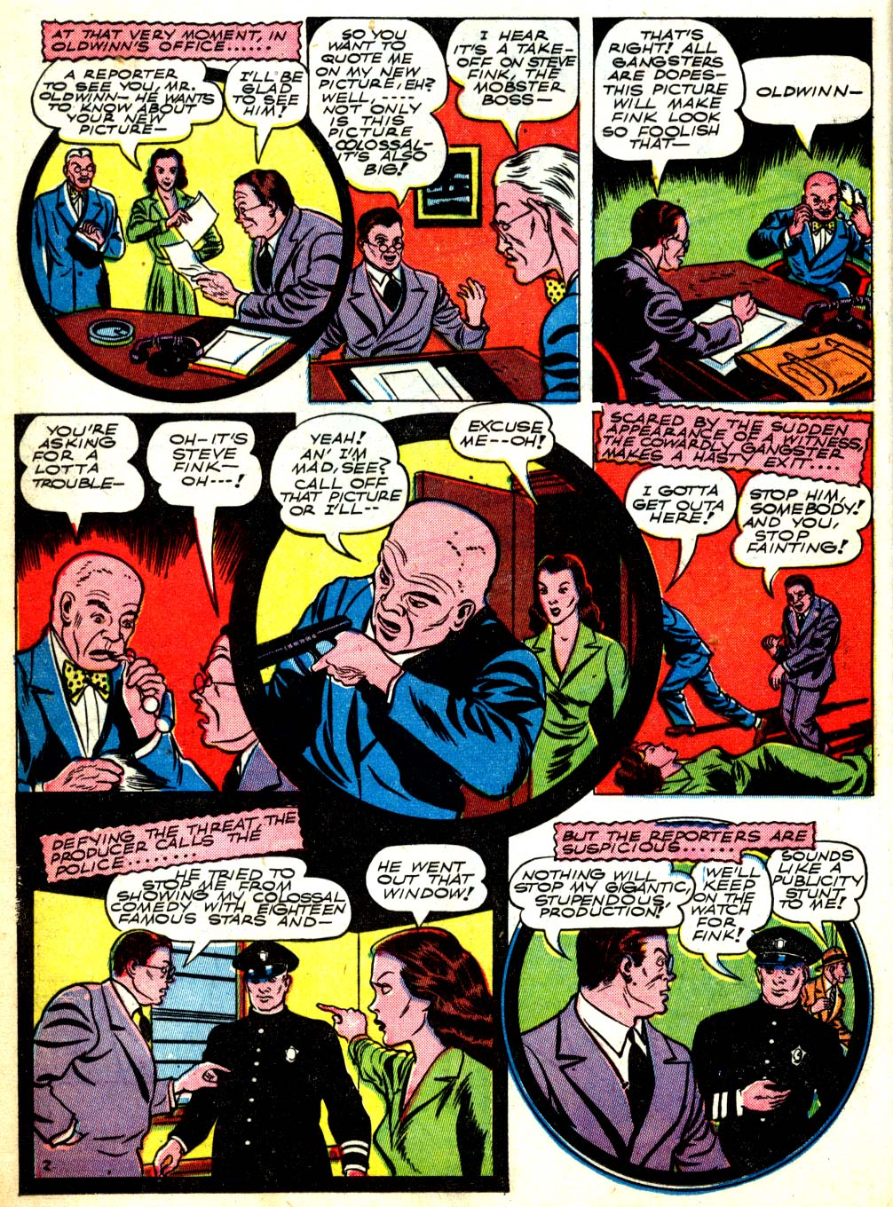 Read online All-American Comics (1939) comic -  Issue #39 - 20