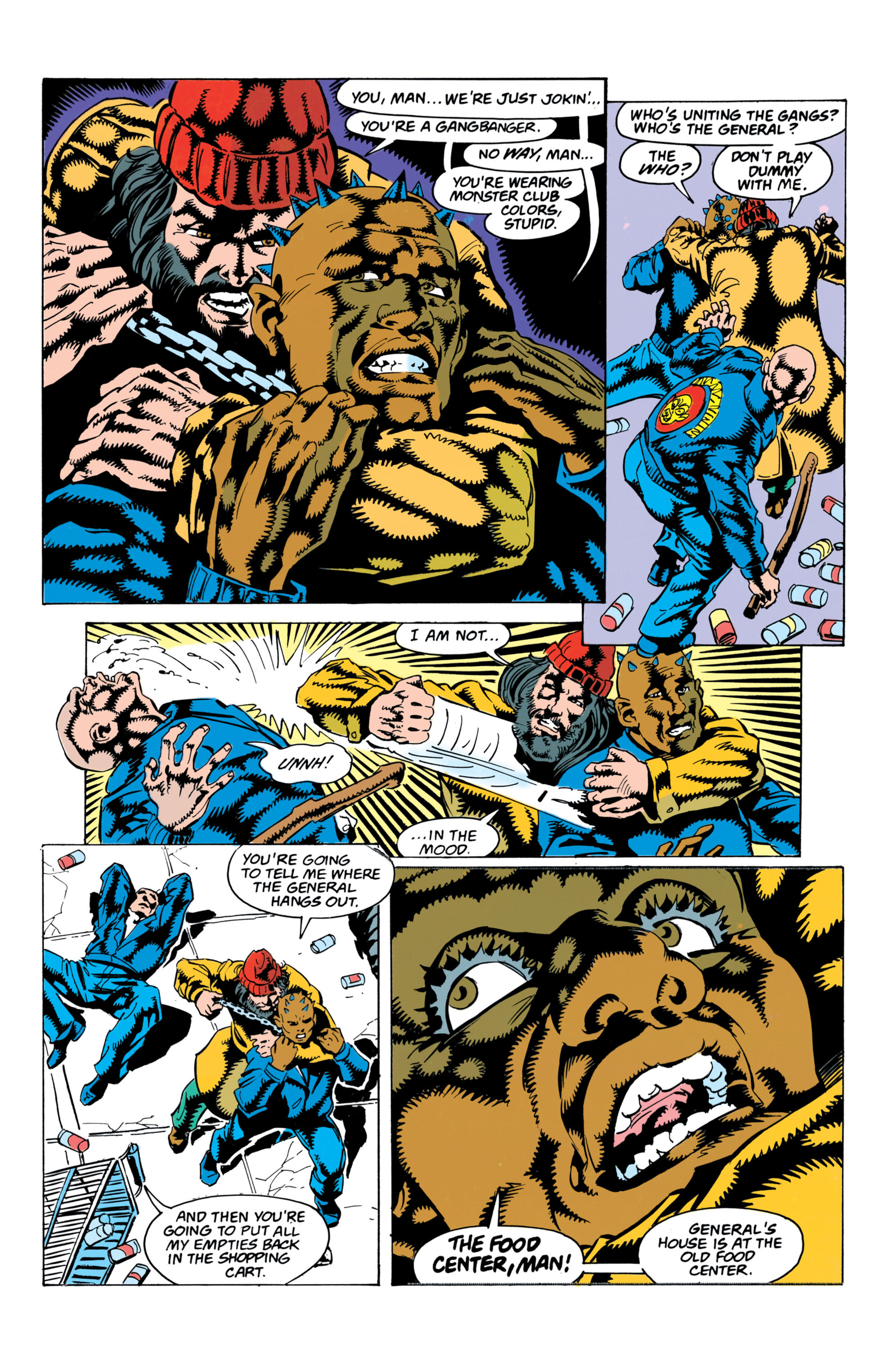 Detective Comics (1937) 655 Page 19