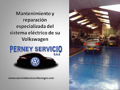 Mantenimiento Sistema Electrico Volkswagen