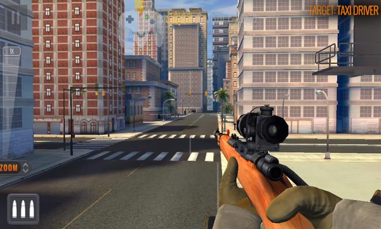تحميل لعبة Sniper 3D Assassin للكمبيوتر