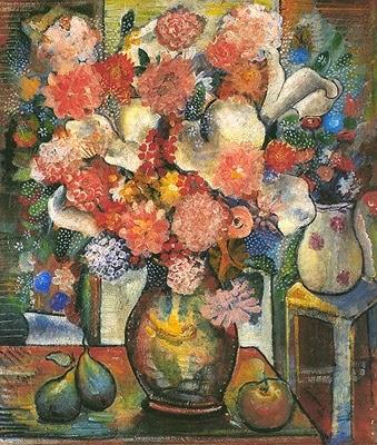Flores - Guignard e suas pinturas ~ Pintor de Minas Gerais