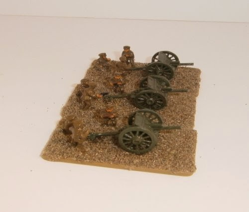 Painting British Artillery picture 2