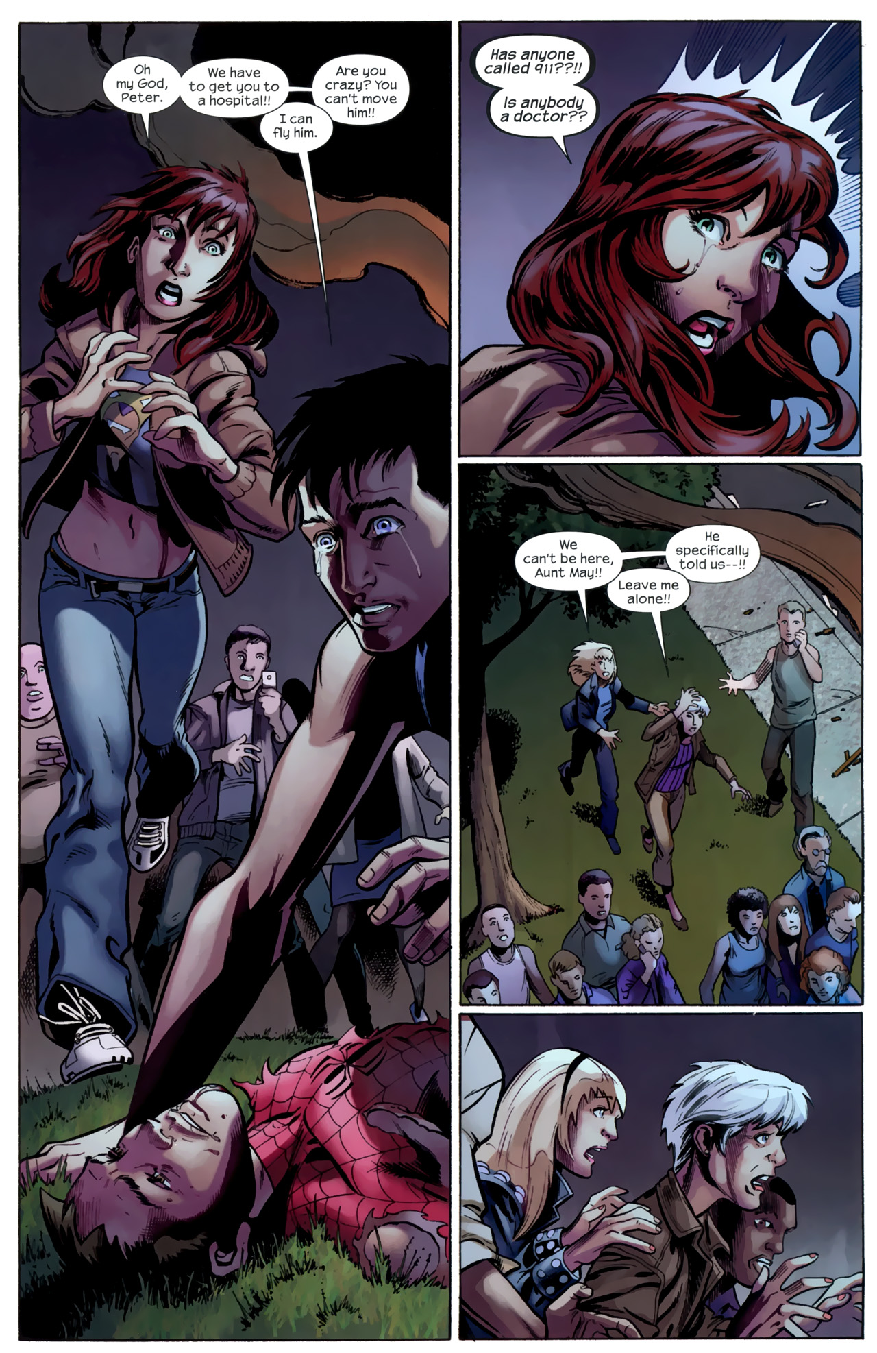 Read online Ultimate Spider-Man (2009) comic -  Issue #160 - 27