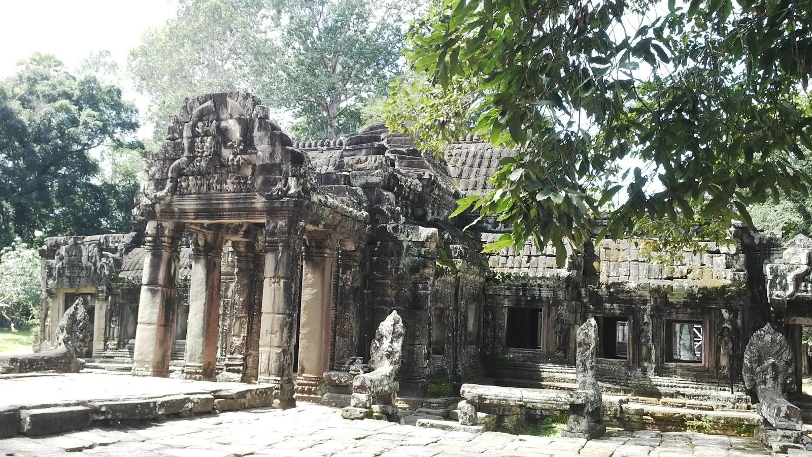 No Title 2016 Bolven Sekola 2 Cambodia Cultural Village Again Interesting Tengok Culture Dorg Kan Sambil Cuci Mata Hahaha Kbai Hahahaha