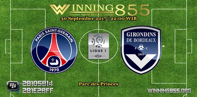 Prediksi Skor PSG vs Bordeaux