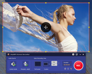 AnyMP4 Screen Recorder 1.1.12 Multilingual Full Patch