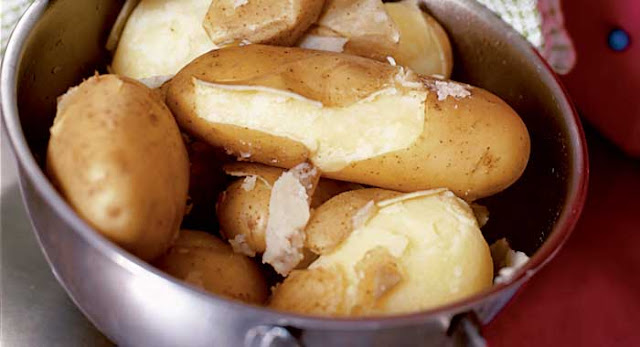 If You Are Eating A Lot Of Potatoes Stop Immediately