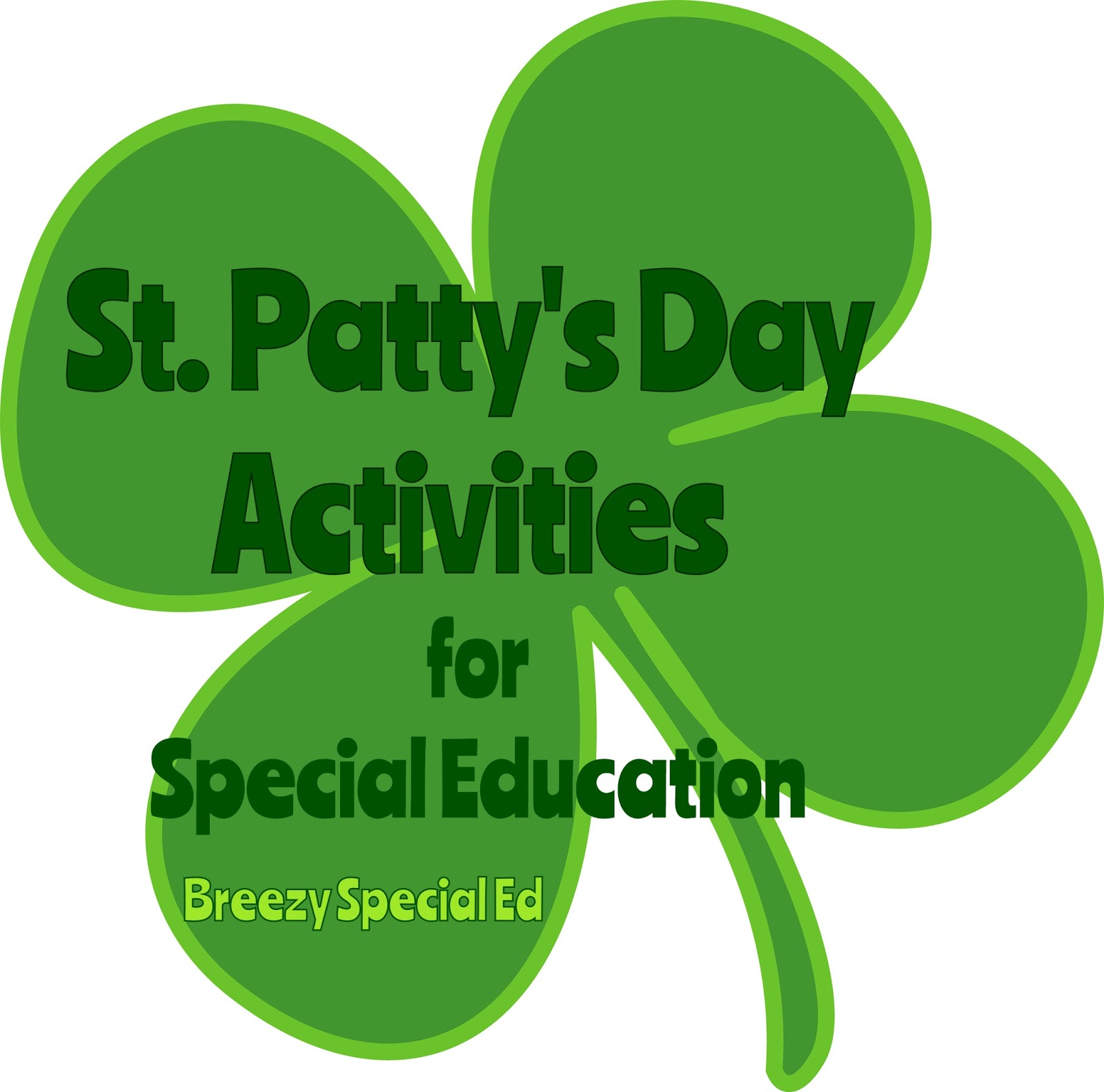 quick and easy st patrick u0027s day ideas for your special education
