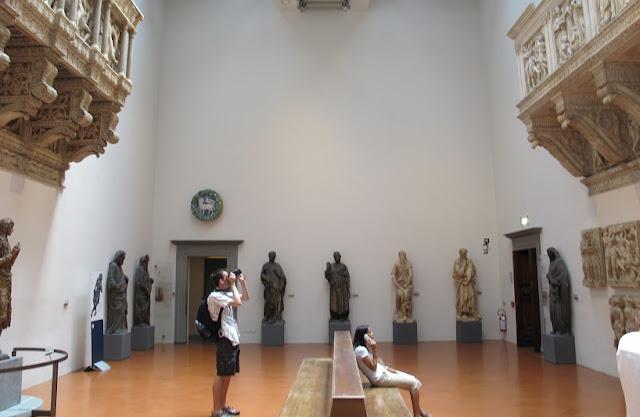 O que ver/fazer no Museu dell'Opera del Duomo em Siena