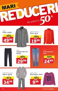 CATALOGLIDL 28 ianuarie - 3 februarie 2019 reduceri 50% haine de copii
