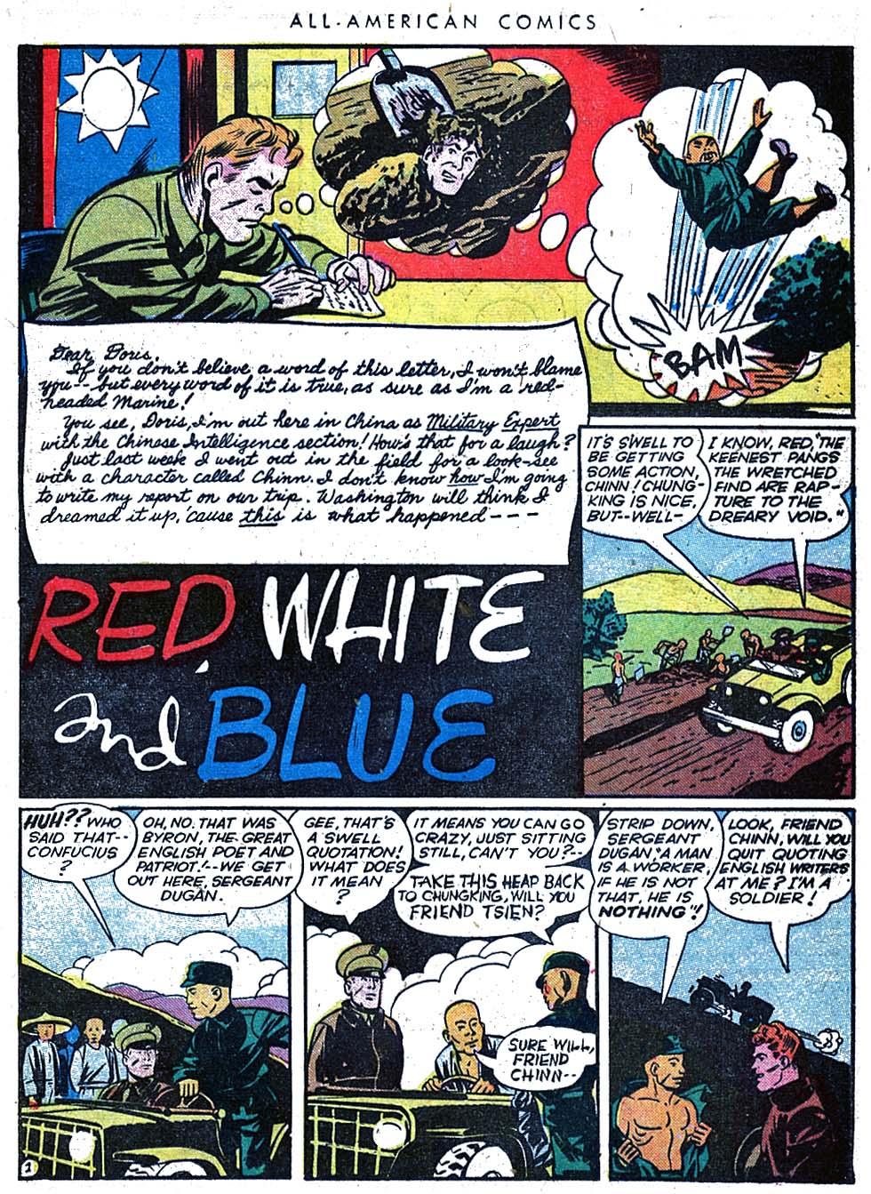 Read online All-American Comics (1939) comic -  Issue #63 - 35