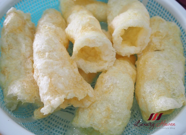 how to cook fish maw soup