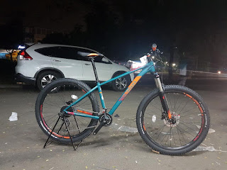 Polygon Xtrada 6.0 Green