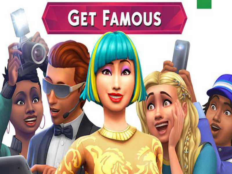 The Sims 4 Get Famous Game Free Download For PC Laptop Setup