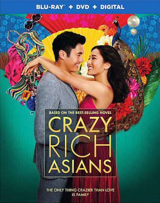 Crazy Rich Asians [BD25] [Latino]
