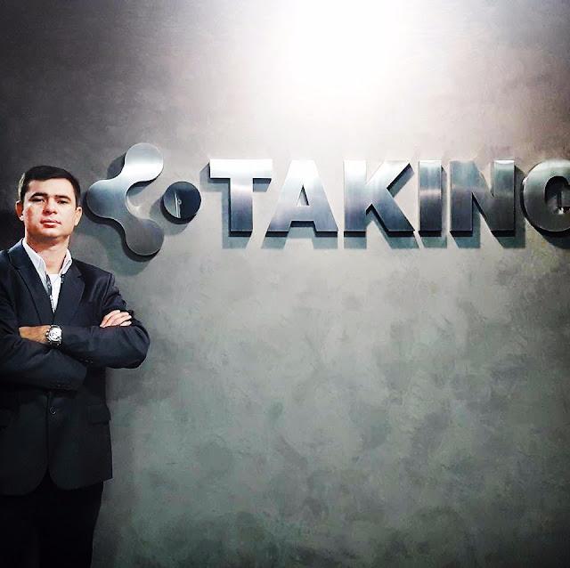 Novo Squad assistido da Taking: inovação e eficiência