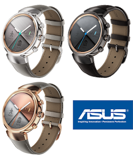 Parade Android Wear Terbaru ASUS ZenWatch 3