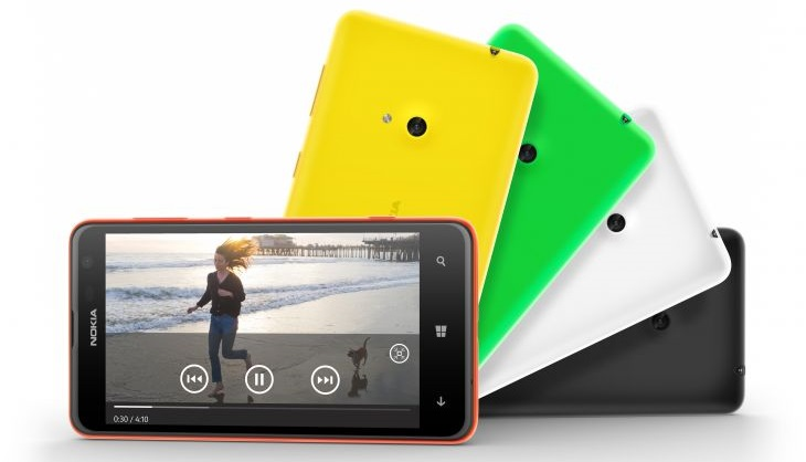 Nokia Lumia 625 Price and Availability in the Philippines