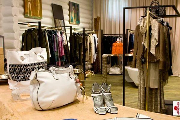 Thiết kế shop thời trang nhỏ đẹp - Mẫu số 7