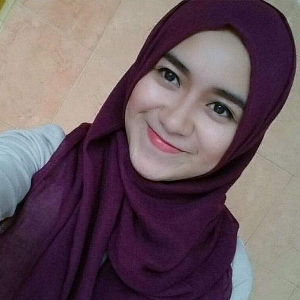 Kumpulan Foto Cewek Jilbab Cantik Dan Manis Untuk Dp Bbm Manis Bulan Ramadhan