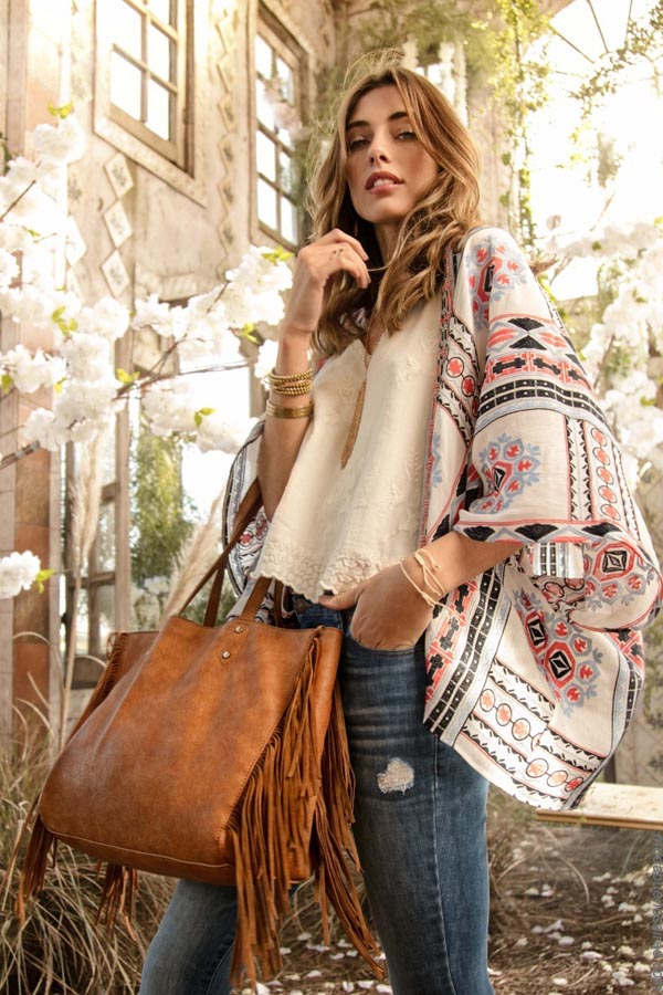 Looks tendencia de moda primavera verano 2019 Cuesta Blanca. │ Moda verano 2019.