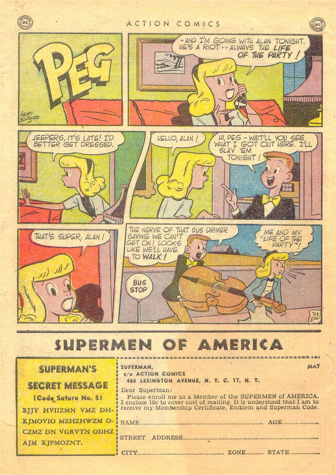 Action Comics (1938) 156 Page 48
