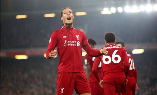 Liverpool vs Watford 5-0 Video Gol Highlights