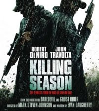 Killing Season - The ultimate form of war is one on one.