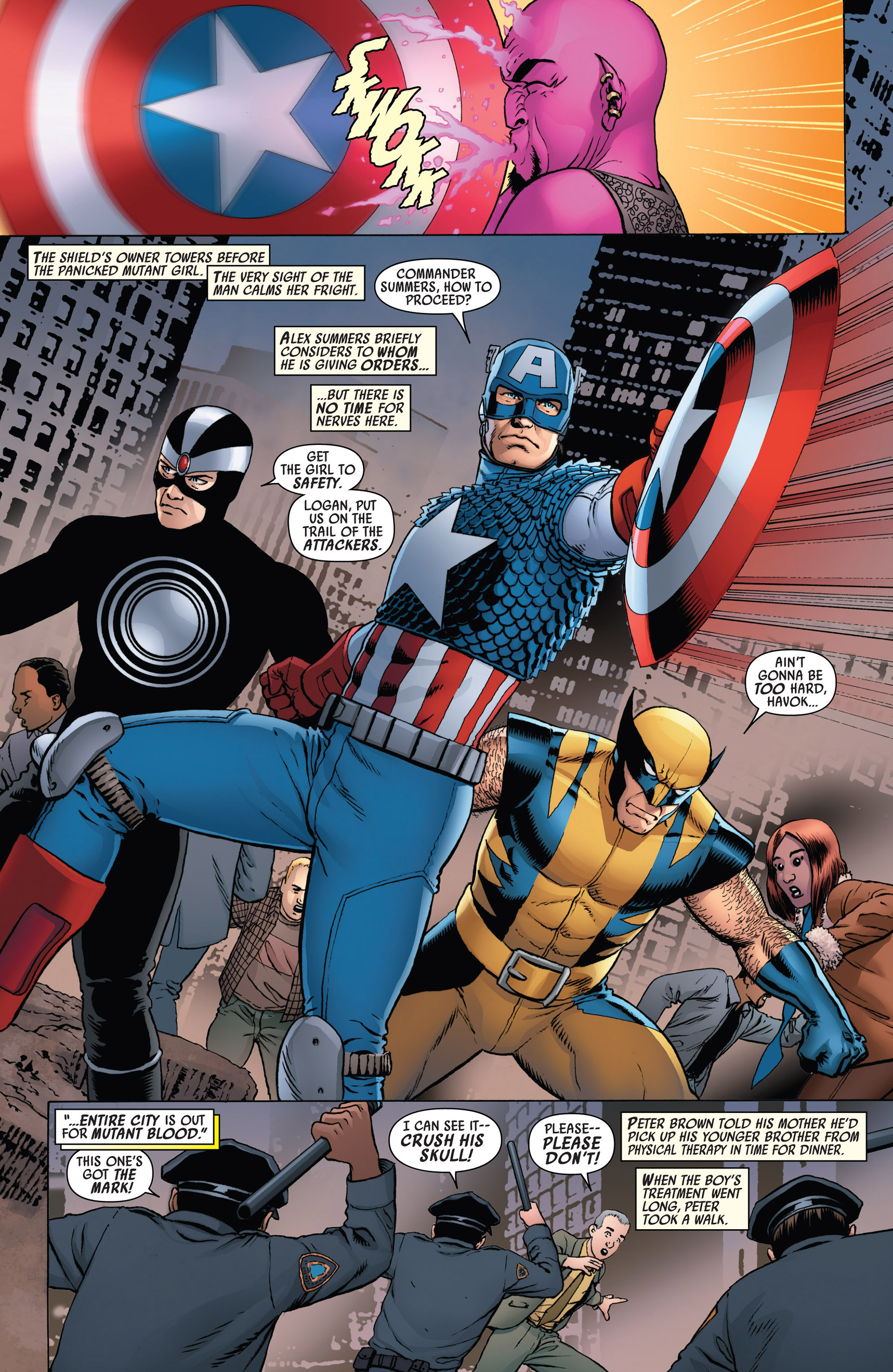 Read online Uncanny Avengers (2012) comic -  Issue #3 - 8