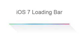 اضافة  شريط نطام iOS7 الي مدونة بلوجر 2016/2017