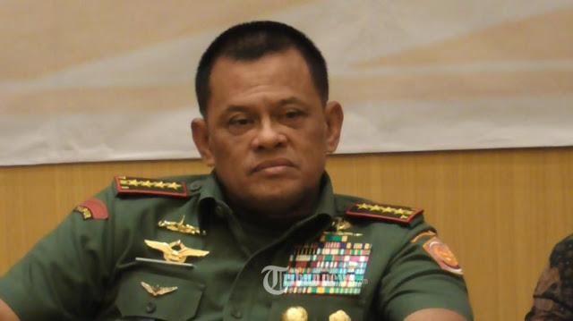 Hendardi: Panglima TNI Offside, Jokowi Harus Bertindak