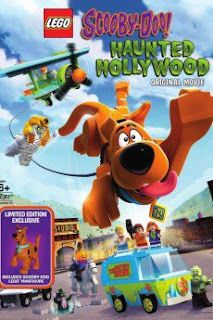 Lego Scooby-Doo!: Haunted Hollywood (2016) BluRay 1080p