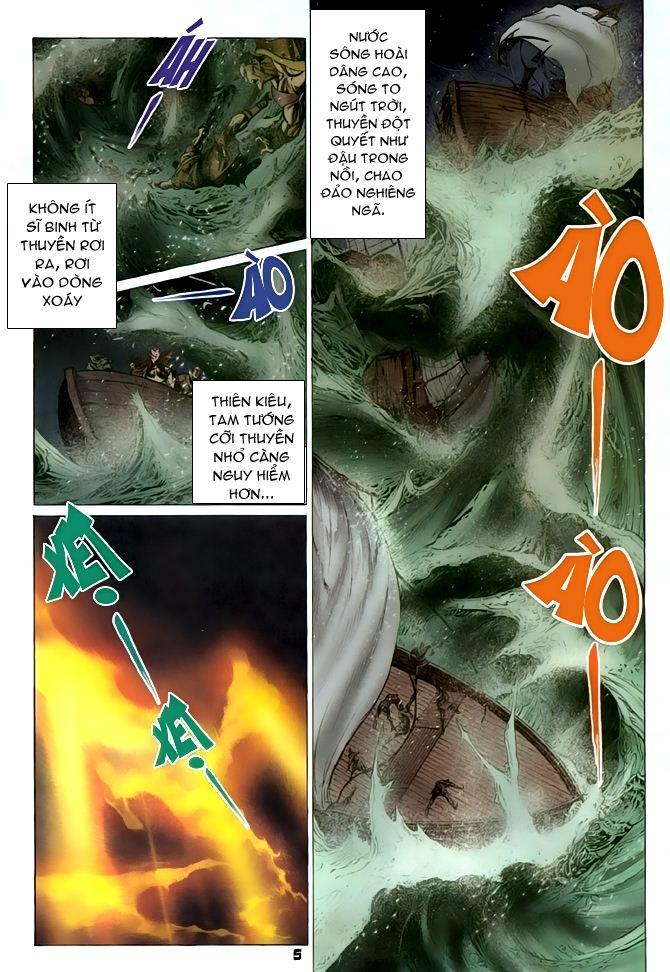 Đại Đường Uy Long chapter 63 trang 5