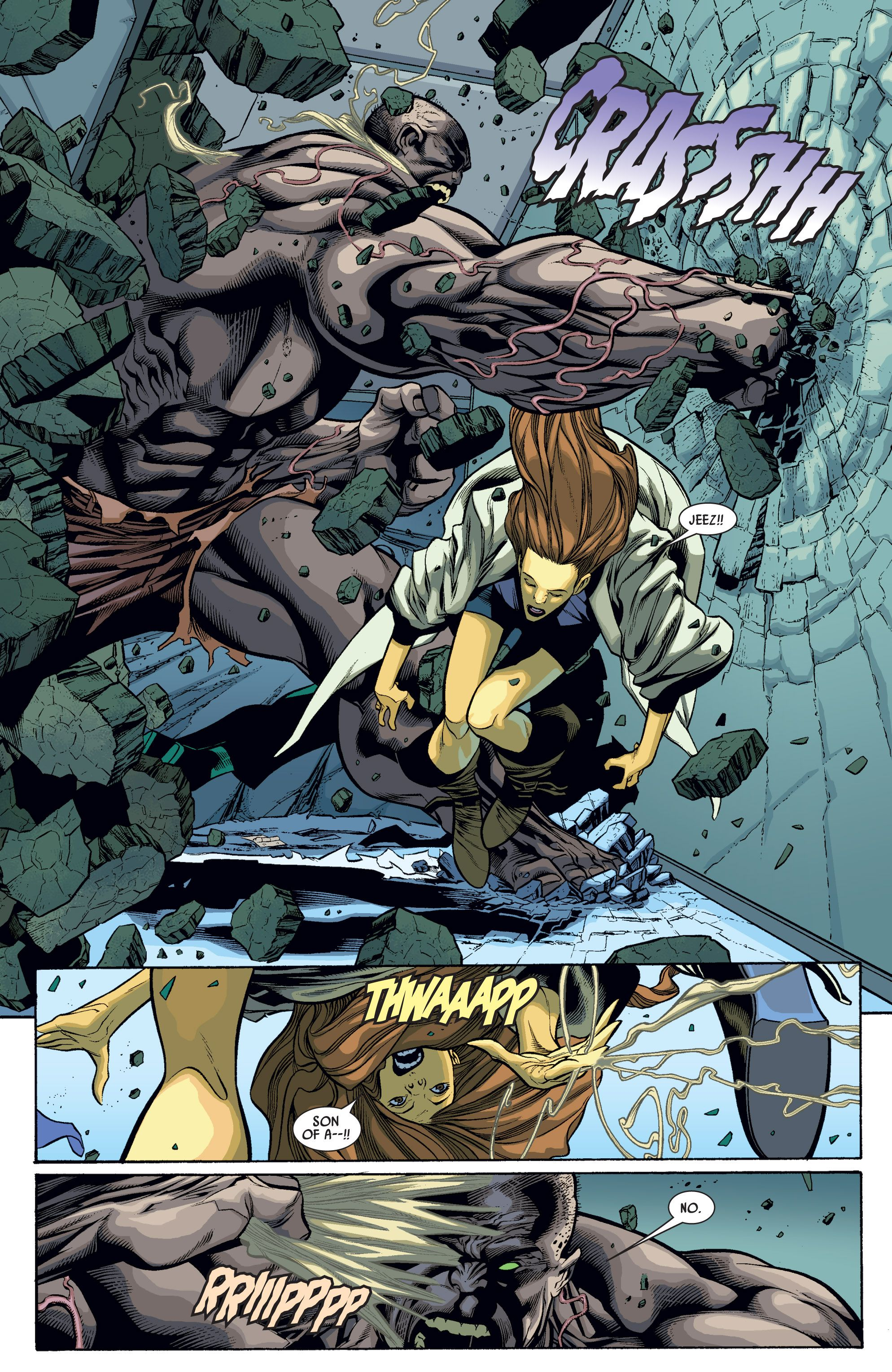 Read online Ultimate Comics Doomsday comic -  Issue # Full - 160