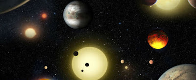 pianeti che si troverebbero al di fuori del Sistema Solare