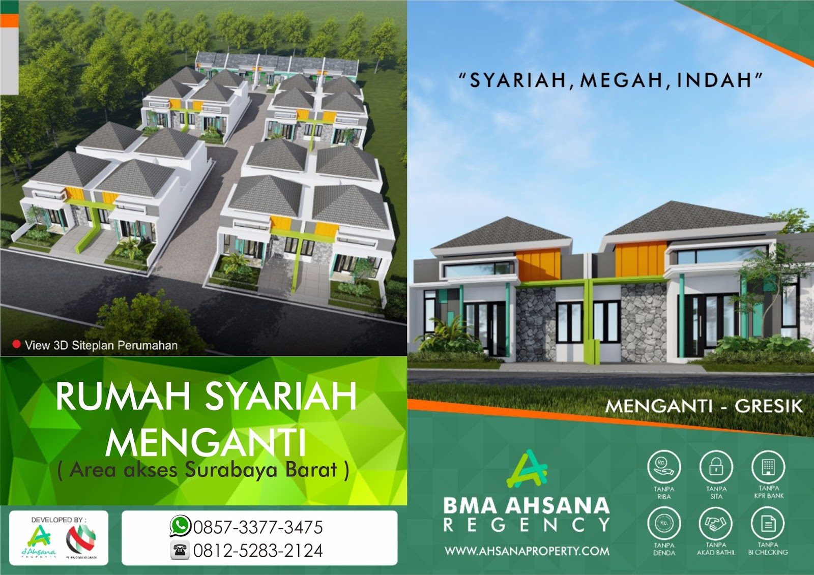 Rumah Dijual Surabaya Barat 2018