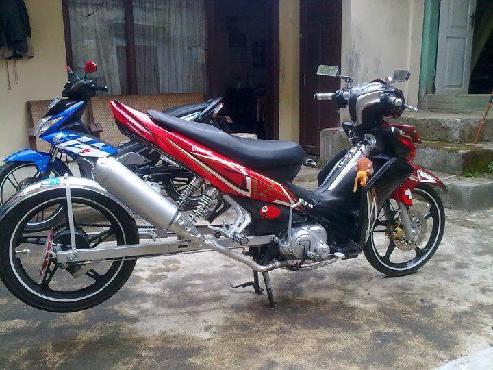 Foto Modifikasi Yamaha Jupiter Z