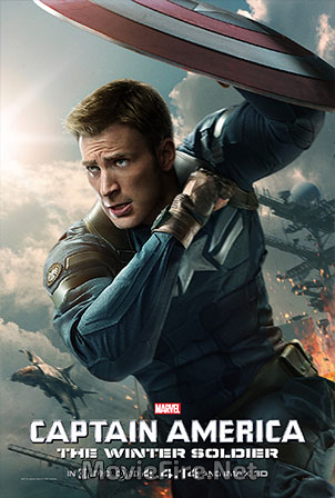 Captain America: The Winter Soldier (2014) 1080p