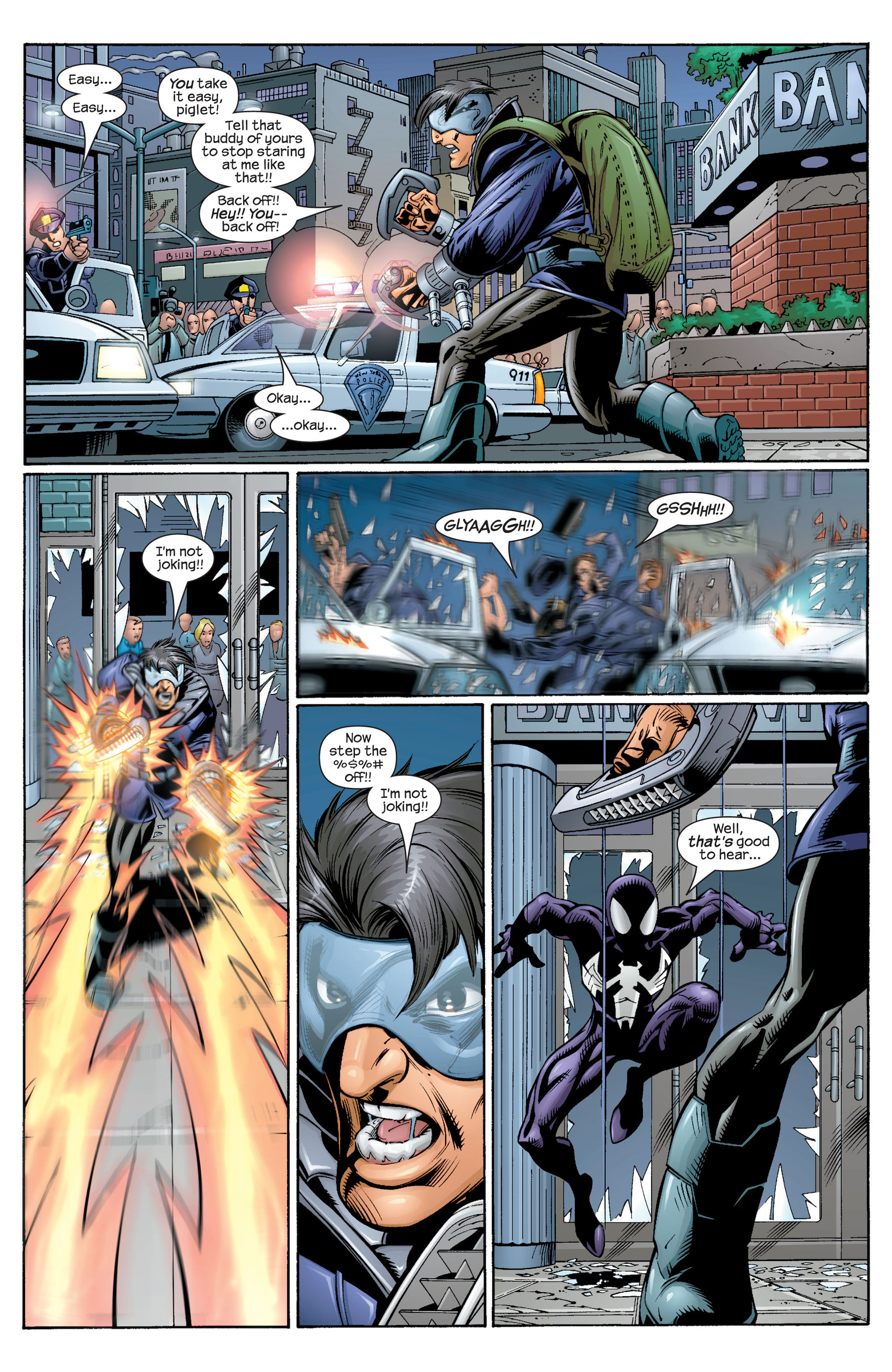 Read online Ultimate Spider-Man (2000) comic -  Issue #35 - 12