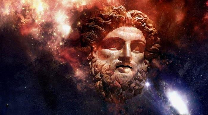 Η περιγραφή του Σύμπαντος από τον Πλάτωνα και τον Πλούταρχο
