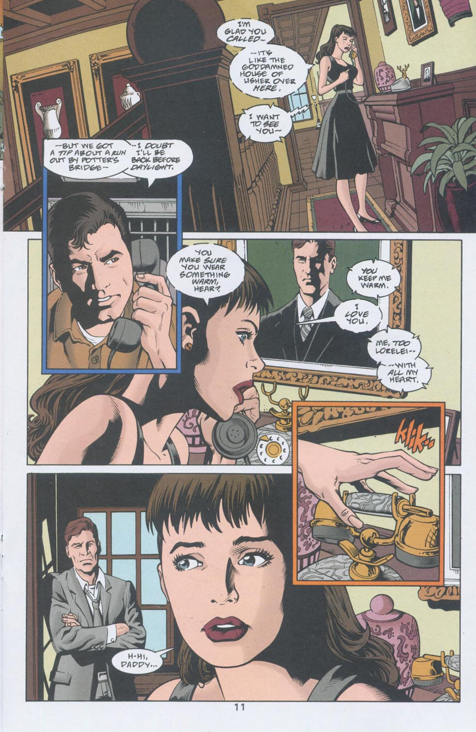 Read online American Century comic -  Issue #12 - 12