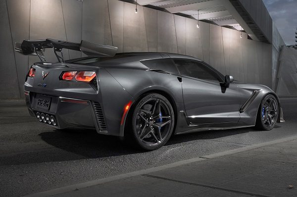 Hennessey Performance Chevrolet Corvette ZR1