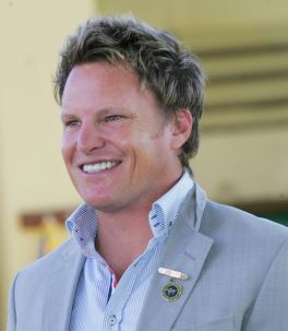 Justin Snaith - South African Horse Racing Trainer