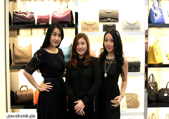 55725bd6c163 I was invited to the grand opening of NiMe Luxury Shop where only VIP  guests are allowed to enjoy a delicious buffet spread as well as to  purchase the ...