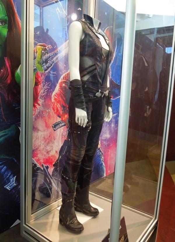 Guardians Of The Galaxy Gamora