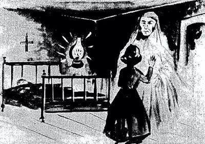 Το κορίτσι και το φάντασμα