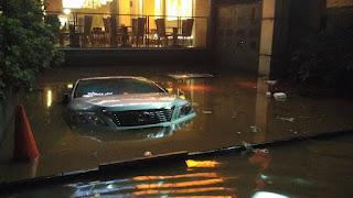 Banjir Kemang #2 Agustus 2016