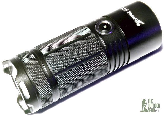ThorFire TK4A 4xAA LED Flashlight - Whitebox 5